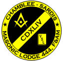 Chamblee-Sardis Lodge No. 444